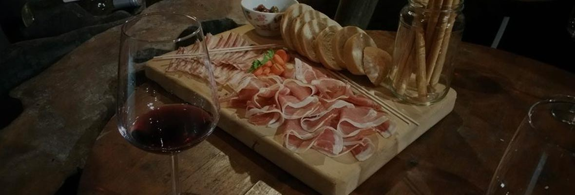 Wine tasting & culinary experience at House of Wine Rondič